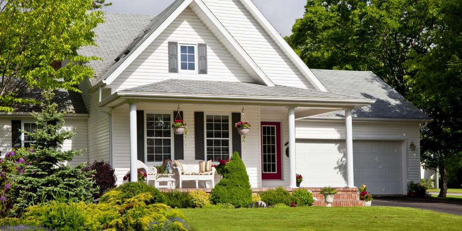 Green Homes Illinois, House exterior, IL